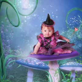 Moonlight Magic - baby photo