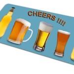 Personalised Bar Runner